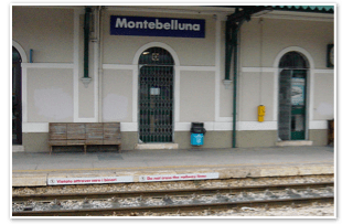 Montebelluna train station