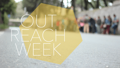 Outreach week