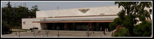 Venezia S. Lucia train station