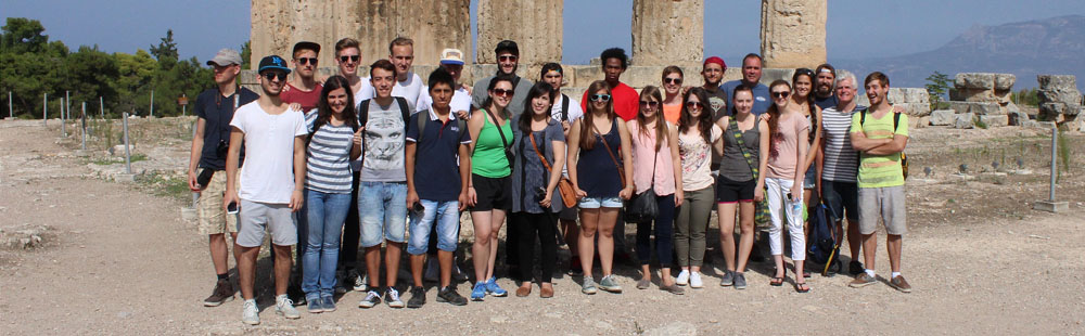 Trip to Greece 2014