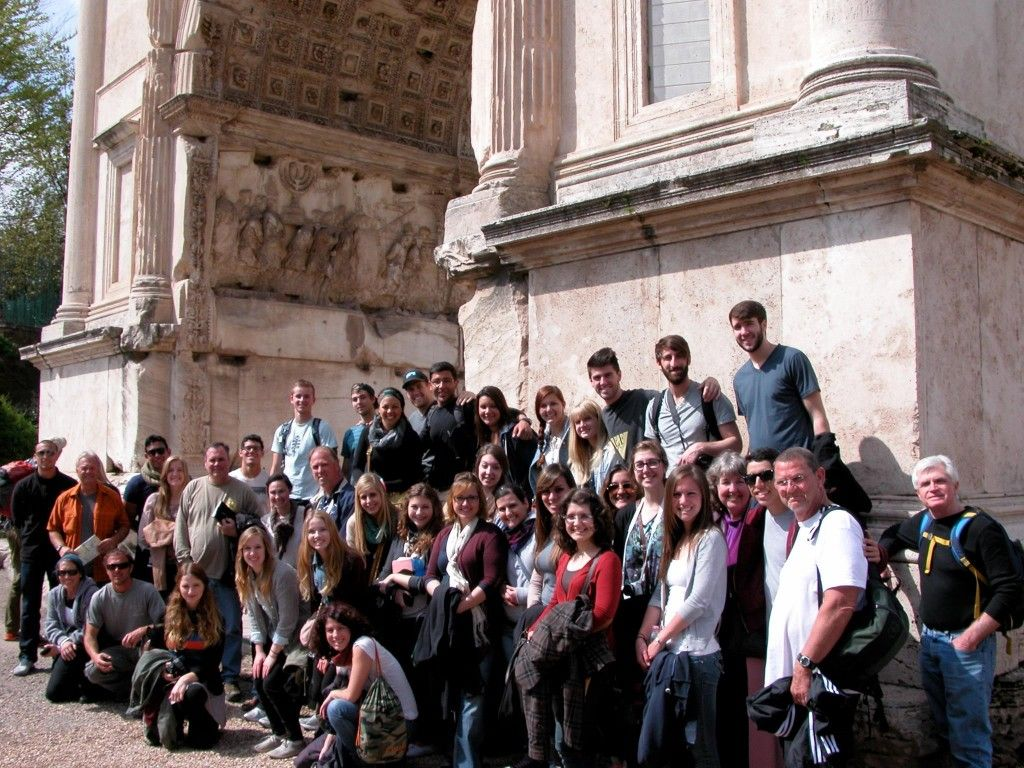 Viaggio a Roma 2013