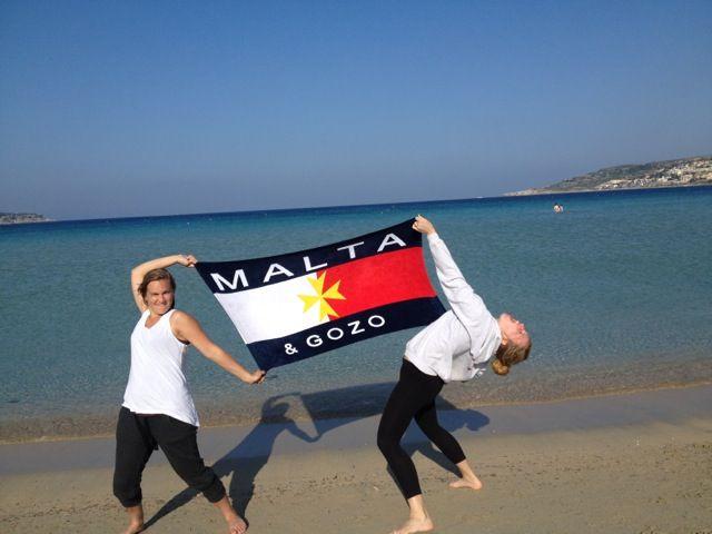 Trip to Malta 2014